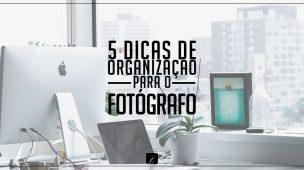 escritório - 5 dicas de organização e gestão do trabalho para fotógrafos