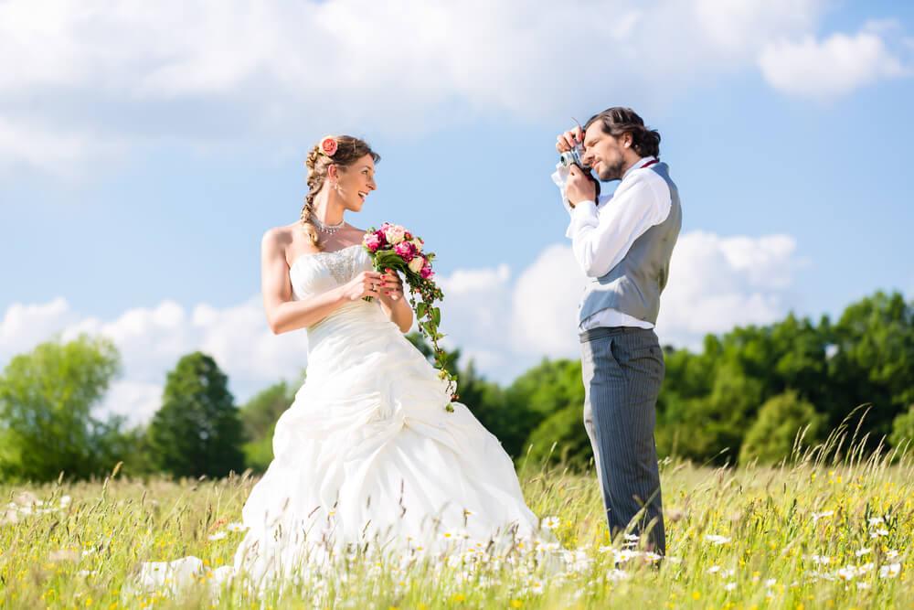 tendencias na fotografia de casamentos