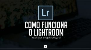 como funciona o lightroom