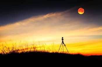 Fotografar a lua: 7 dicas para fazer fotos incríveis