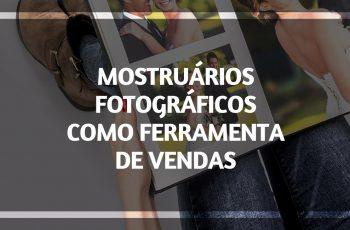 Mostruários fotográficos como ferramenta de vendas