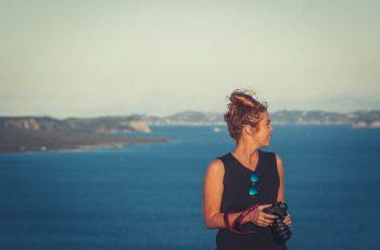 Saiba quais cuidados tomar com sua câmera na praia