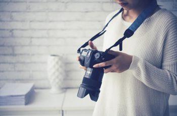 A história da mulher no mercado fotográfico