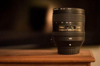 Como escolher a lente da sua câmera sem errar?