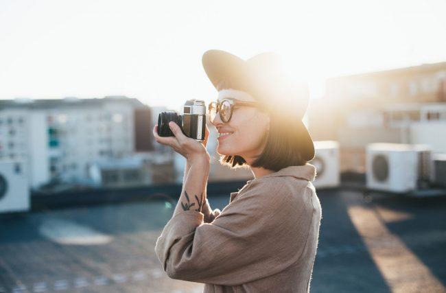 Saiba como tirar foto com luz do sol