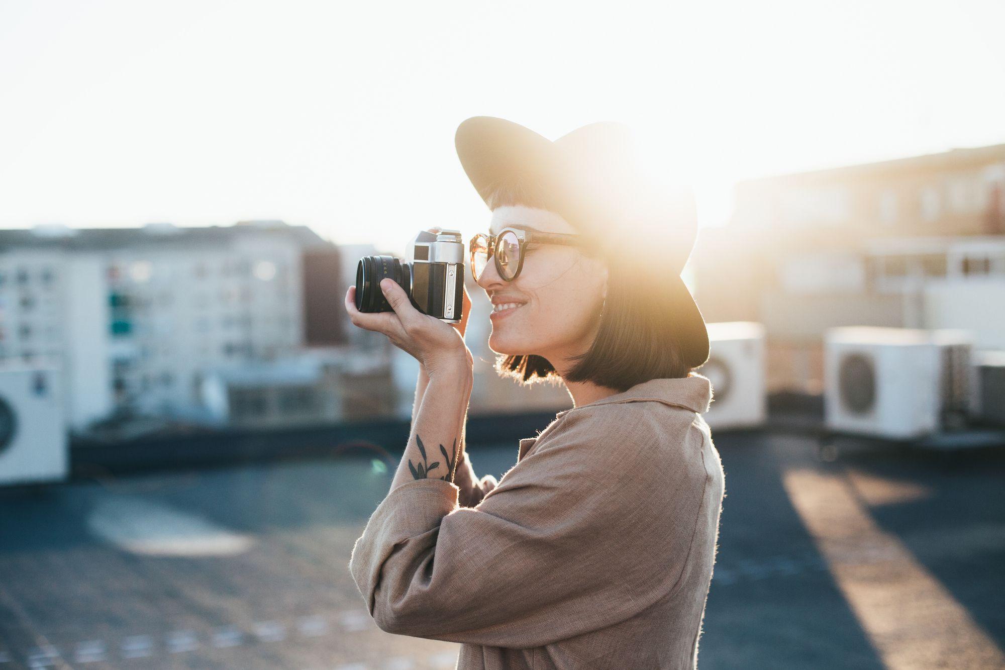 Saiba como tirar foto com luz do sol - Blog Indimagem
