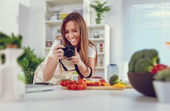 Como fotografar comida: 5 dicas indispensáveis