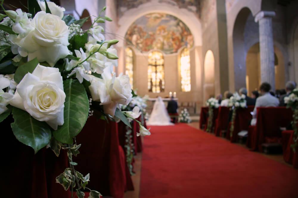 Como fazer fotografia de casamento na igreja? Descubra aqui!
