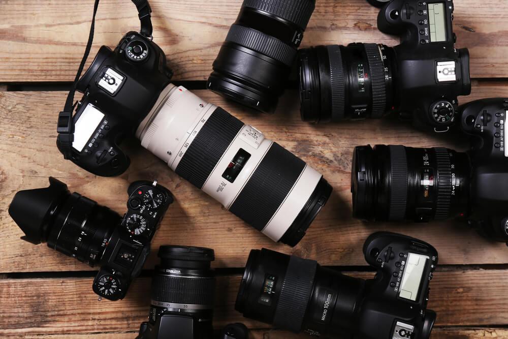Qual câmera comprar? Confira aqui o que você precisa saber!