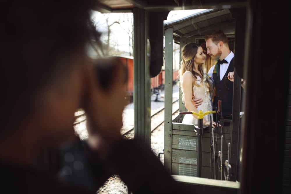Como preparar um ensaio fotográfico de casamento inesquecível