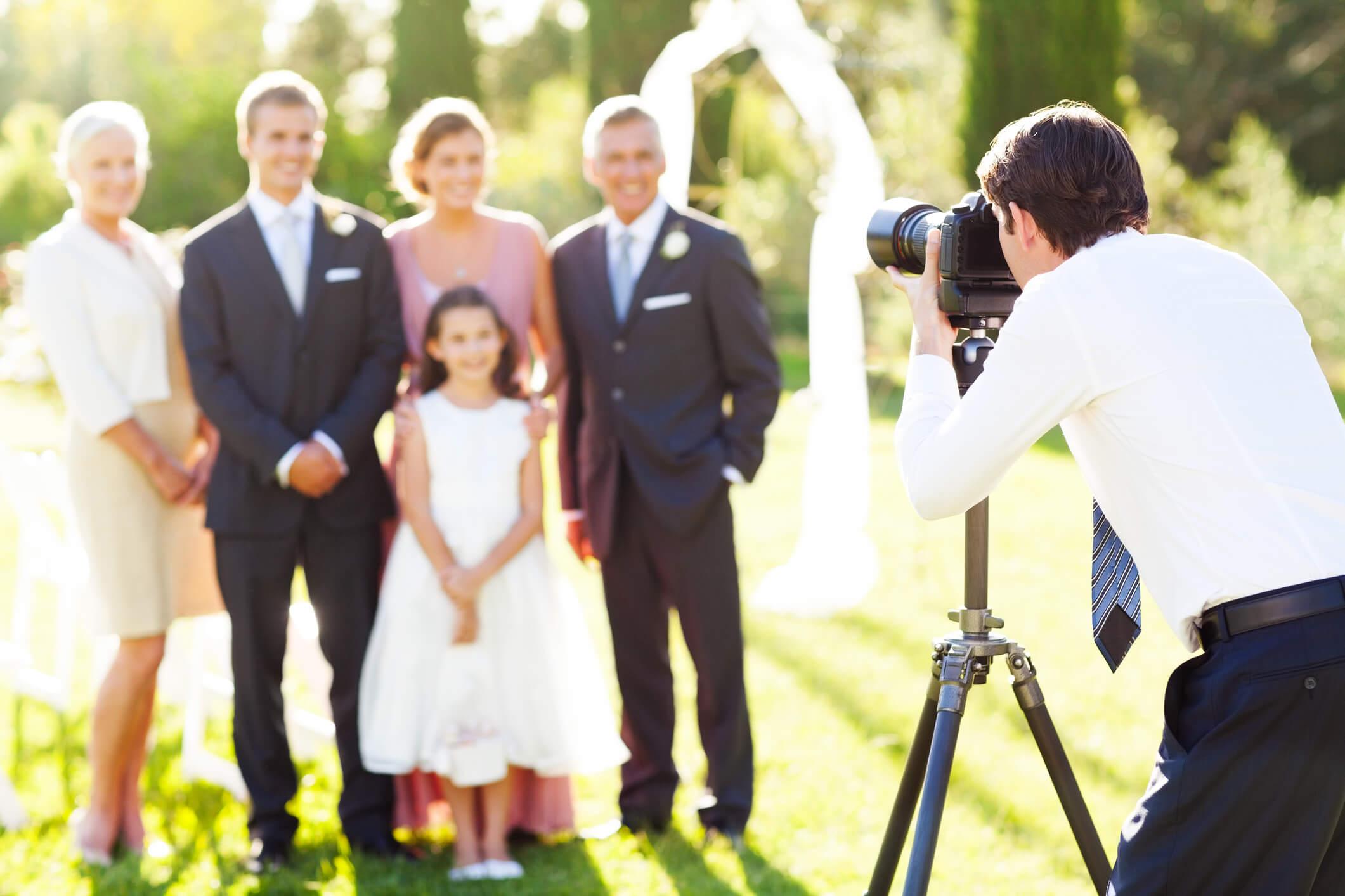 Como fazer fotos de festa de casamento? Dicas aqui